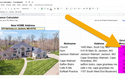 Find Google Distance and Time Between Multiple Locations – Google Apps Script Tutorial